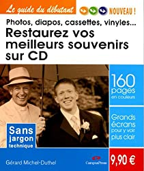 Numérisez vos photos, diapos et disques sur CD