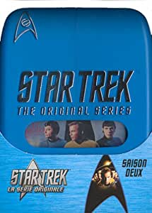 Star Trek : The Original Series : L'Intégrale Saison 2 - Coffret 7 DVD [Import belge]
