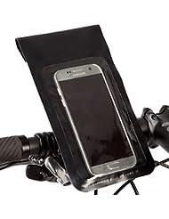 Soporte montura de teléfono impermeable BTR para manillar de bicicleta con sistema de enganche rápido - No precisa herramientas