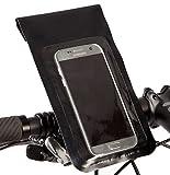 Wasserfeste BTR Fahrradtasche- oder Smartphone-Halterung mit Schnellspannmontage-System