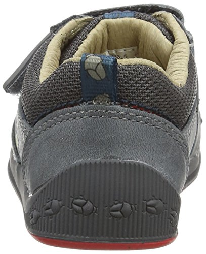 Start Rite Jungen Super Soft Spider Sneaker Grau