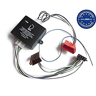 Dietz 17009 Aktiv interface Mini-ISO für Audi