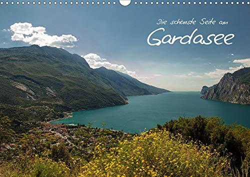 Die schönste Seite am Gardasee (Wandkalender 2020 DIN A3 quer)