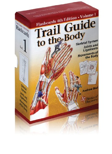 Jetzt Downloaden Trail Guide To The Body Flashcards Vol 1 Skeletal