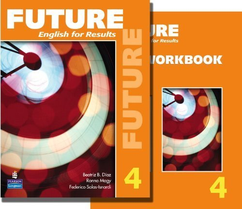 Future 4 package: Student Book (with Practice Plus CD-ROM) and Workbook 1st by Curtis, Jane, Lambert, Jeanne (2009) Paperback