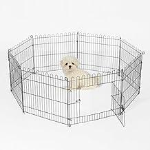PawHut - Recinto per Cani Gatti Cuccioli