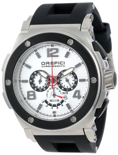 Orefici Unisex ORM1C4802 Regata Chronograph Strong Bold Powerful Italian Watch