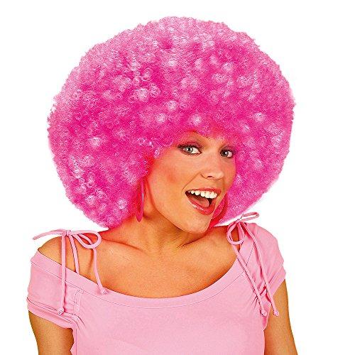 Widmann 06829 parrucca Jimmi, super aderente. blu Blau taglia unica rosa