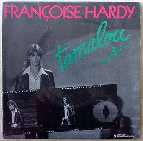 Françoise Hardy: Tamalou - Vert ouvert , SP 45 tours 1980 Flarenash 721643