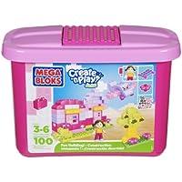 Mega Bloks Ultimate Building Mini Blocks Tub for Girls