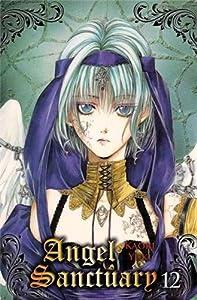 Angel Sanctuary Nouvelle édition Tome 12