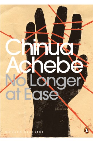 No Longer at Ease Cover Image