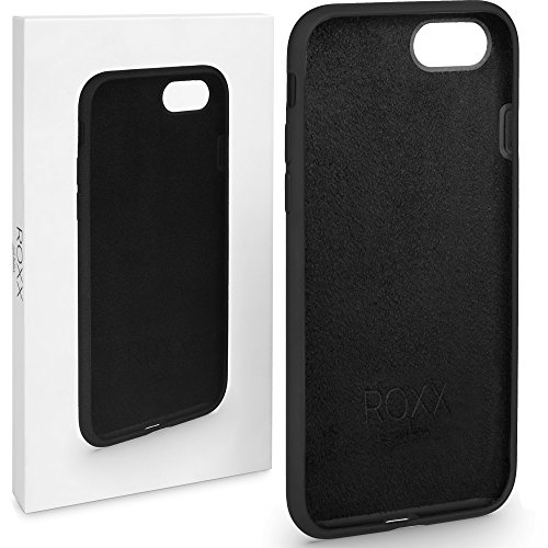 ROXX Apple iPhone 7/8 Hard Case Silikon Hülle | Wie das Original nur besser | Testsieger | iPhone 7 Hülle | iPhone 8 Hülle