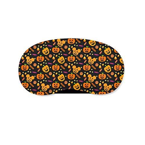 ey Pumpkins Disney Inspired Schlafaugenmaske/Augenmaske ()