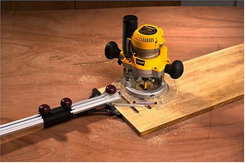 Milescraft 1253 TurnLock Router Circle and Edge Cutting Guide