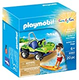 Playmobil 6982 Surfista con Quad