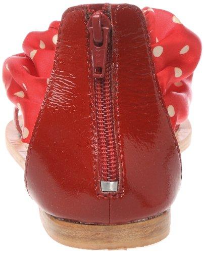 Colors of California HCU325, Damen Sandalen Rot (Rouge)