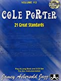 AEBERSOLD 112 2CD COLE PORTER 21 GREAT STANDARDS