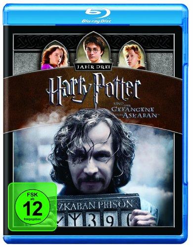Harry Potter und der Gefangene von Askaban (1-Disc) [Blu-ray]