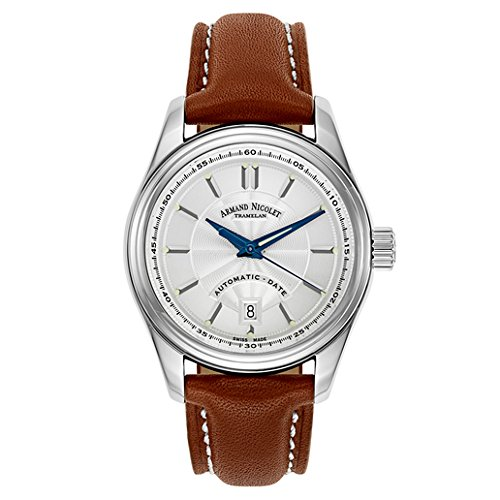 Armand Nicolet M02 Homme montre automatique 9140 A2-ag-p140mr2