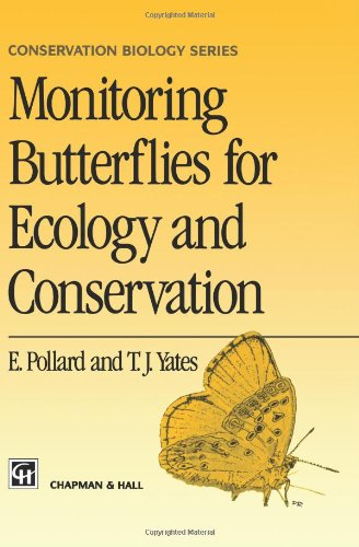 Monitoring Butterflies for Ecology and Conservation: The British Butterfly Monitoring Scheme (Conservation Biology)
