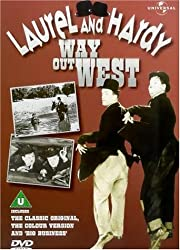 Laurel And Hardy: Way Out West