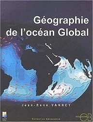Geographie de l'océan global