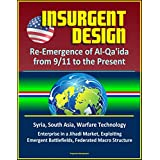 Insurgent Design: Re-Emergence of Al-Qa'ida from 9/11 to the Present - Syria, South Asia, Warfare Technology, Enterprise in a Jihadi Market, Exploiting ... Federated Macro Structure (English Edition)