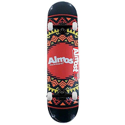 presque-skateboards-geo-azteque-skateboard-noir-203-cm