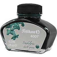 Pelikan 4001, Tinta de Escribir, Verde Oscuro, 62,5 ml
