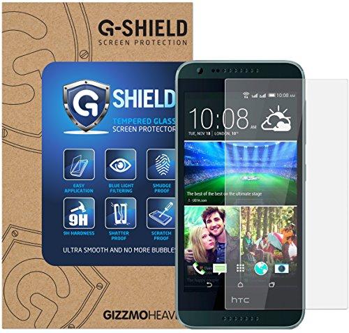 G-Shield Bildschirmschutzfolie für HTC Desire 620/620g Hartglas Schutzfolie