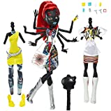 Monster High - Cbx44 - Poupée Mannequin - Pack Collector Wydowna Spider