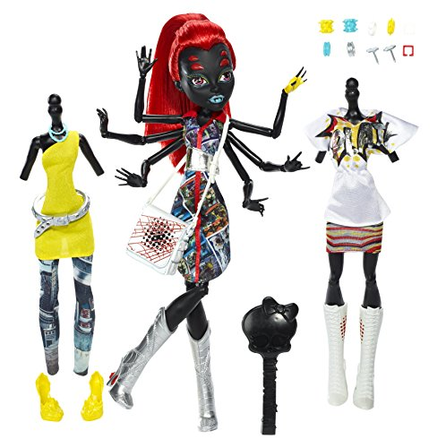 Monster High - I love Fashion - WYDOWNA SPIDER - Webarella - Love High Fashion Monster I