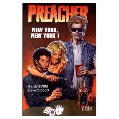 Preacher, tome 2. New York, New York