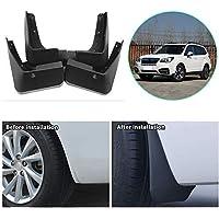 GOMMA Modellato universale adatta auto Anteriore Parafanghi adatta per Audi A4 Avant