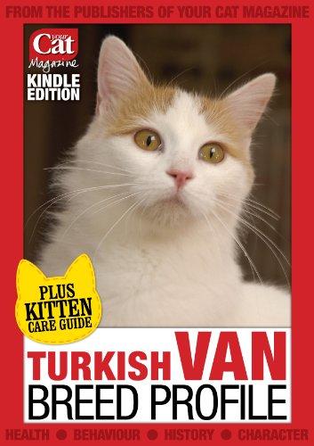 8ff044367f99f7 Turkish Van Breed Profile (Your Cat Magazine Breed Profiles Book 33 ...