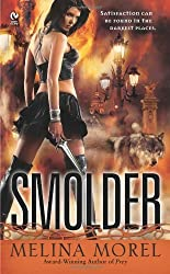 Smolder (Signet Eclipse) by Melina Morel (2010-01-05)