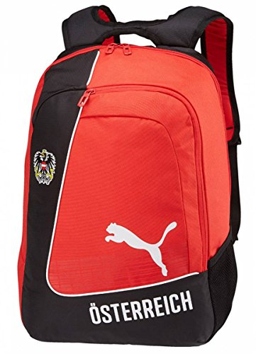 PUMA Rucksack Country Backpack Licensed Red/Ebony/Austria