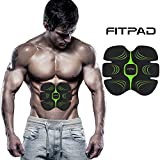 FITPAD Bauchtrainer EMS Muskel Toning Gürtel Kern Training Fat Loss