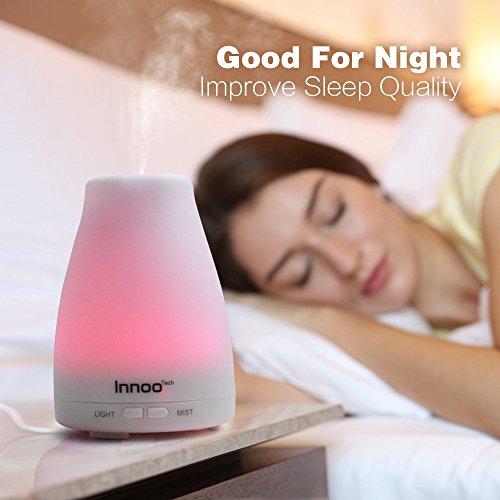 InnooTech Aroma Diffuser-Luftbefeuchter-Duftspender - 3