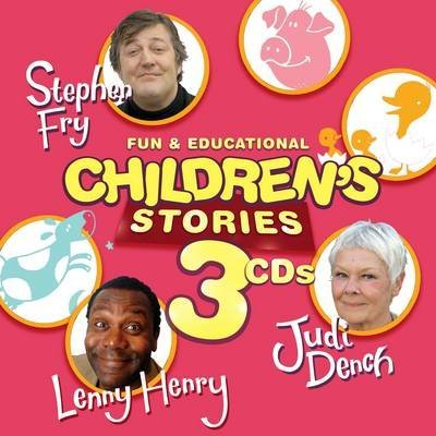 [Children's CD Box Set: Fun and Educational] (By: Stephen Fry) [published: May, 2014]