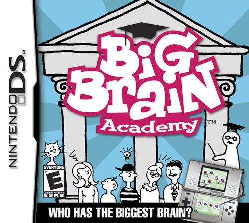 Big Brain Academy (Nintendo DS) [Importación inglesa]