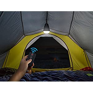 5119ZU6gGXL. SS300  - YYGIFT® Portable LED Camping Lantern With Remote Controller Waterproof Outdoor Lamp USB Rechargeable Lights