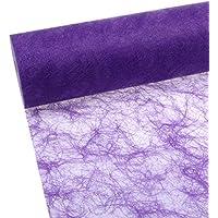 Sizoflor camino de mesa - lila - 20 cm papel 25 Meter - 60-200