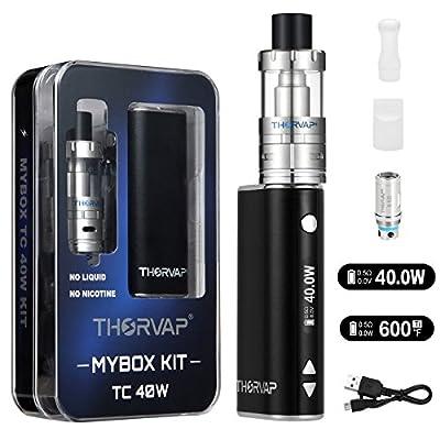 Thorvap® 30W E Cigarette Vape Kit No E Liquid No Nicotine by THORVAP