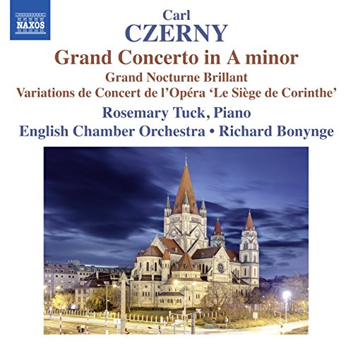Czerny: Piano Concerto No. 1 in A Minor, Op. 214