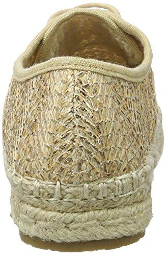 XTI Damen Gold Mess Ladies Shoes Sneaker Gold (Gold) CdRPAOKGk