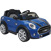 Outdoortoys Licensed Mini Cooper S 12V Child