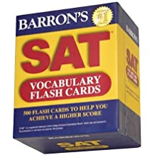 M.A.. Sharon Weiner Green's Barron's SAT Vocabulary Flash Cards Cards