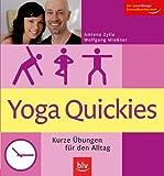Yoga Quickies: Kurze Übungen für den Alltag
